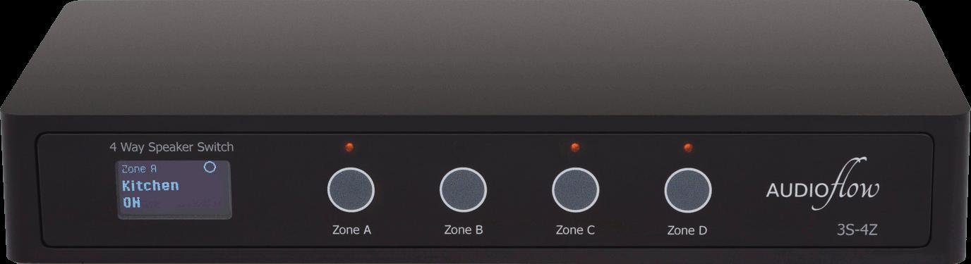 Audioflow Speaker Switch